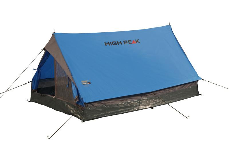Палатка HIGH PEAK Мод. MINIPACK 2 (2-x местн.)(190x120x95см)(1,60кГ) (нагрузка: 1.500мм) R89024 - фото 3