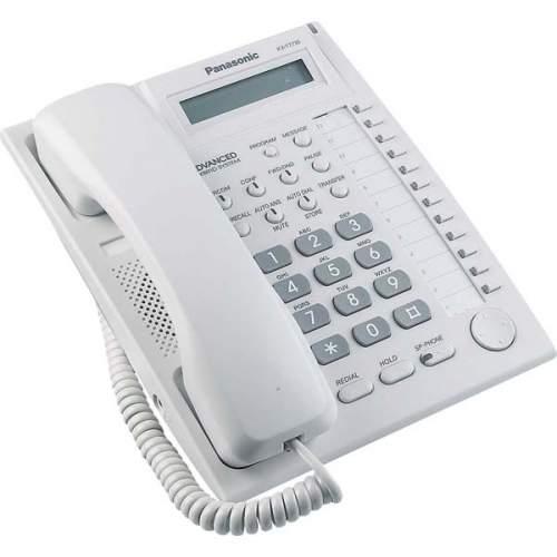Системный телефон Panasonic KX-T7730RU б. у. - фото 4