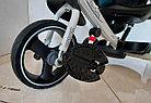 Детский велосипед трехколесный Haolaifo с родительской ручкой. Рассрочка. Kaspi RED, фото 5