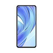 Мобильный телефон Xiaomi Mi 11 Lite 128GB Bubblegum Blue, фото 3
