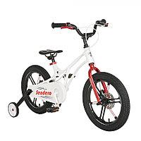 """Детский 2-колесный велосипед Sendero 16"""" White/Белый (Pituso, Испания)"""