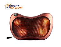 Массажная подушка СHM-8018 ( c 2 роликами)