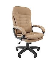 Офисное кресло Chairman 795 LT PU коричневый