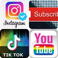 Товары для TikTok, Instagram, ...
