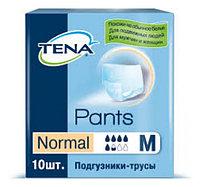 Впитывающие трусы при недержании 10 шт Tena Pants Normal М
