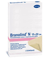 Мазевая N-повязка Branolind 10х20 см 1 шт
