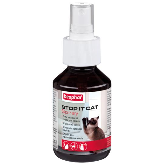 Stop-It Cat 100 мл – Спрей отпугивающий для кошек
