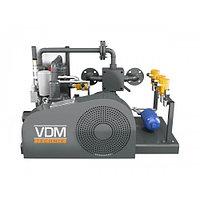 Винтовой компрессорный агрегат для СУГ VDM (200 м3/час)