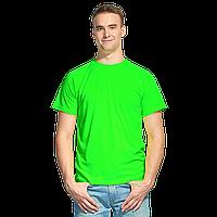 Футболка 30_Ярко-зелёный неон (126) (L/50)