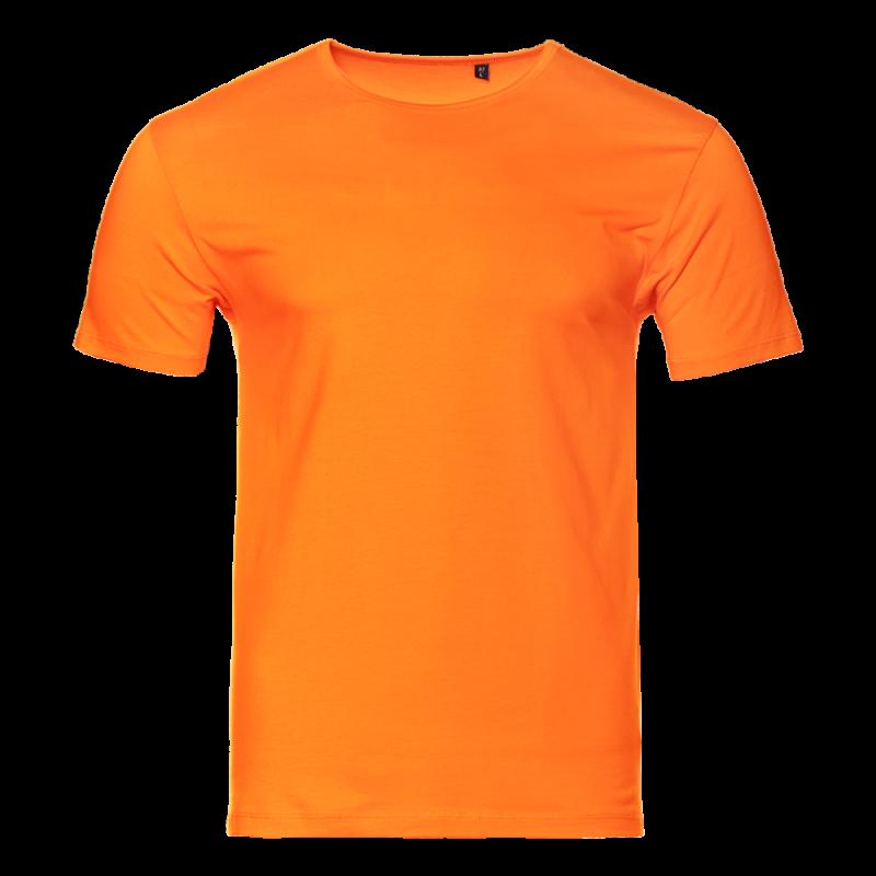 Футболка 37_Оранжевый (28/1) (XS/44)