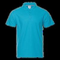 Рубашка 04_Бирюзовый (32) (S/46)