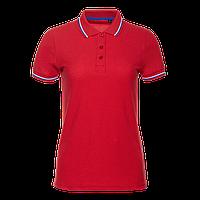 Рубашка 04WRUS_Красный (14) (XS/42)