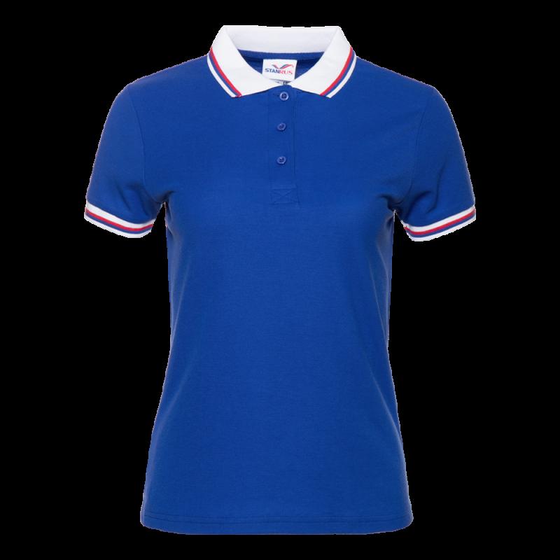 Рубашка 04WRUS_Синий/Белый (16/10) (XL/50)