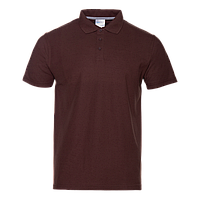 Рубашка 04_Т-шоколадный (107) (L/50)
