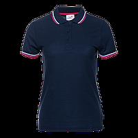 Рубашка 04WRUS_Т-синий (46) (XS/42)