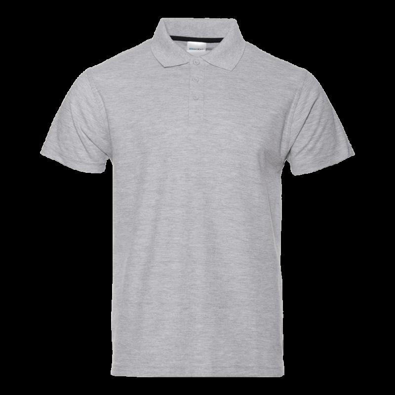 Рубашка 04_Серый меланж (50) (XL/52)
