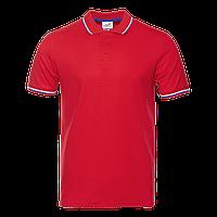 Рубашка 04RUS_Красный (14) (XS/44)