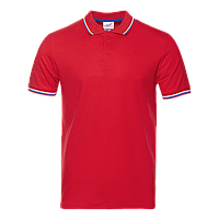 Рубашка 04RUS_Красный (14) (M/48)