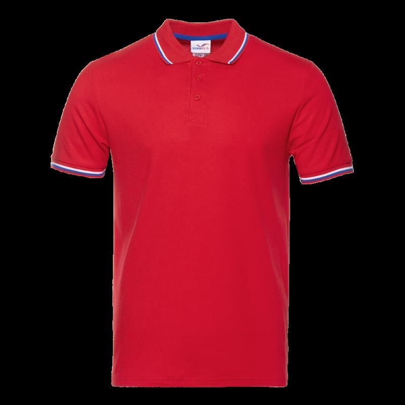 Рубашка 04RUS_Красный (14) (XL/52)