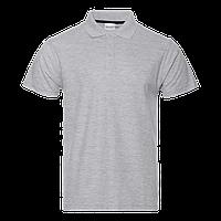 Рубашка 04_Серый меланж (50) (XXL/54)