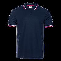 Рубашка 04RUS_Т-синий (46) (L/50)