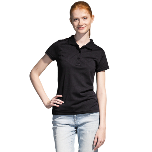 Рубашка 04EW_Чёрный (20) (M/46)