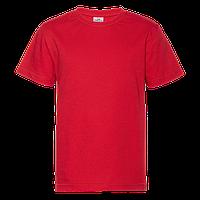 Футболка 06U_Красный (14) (12 лет)