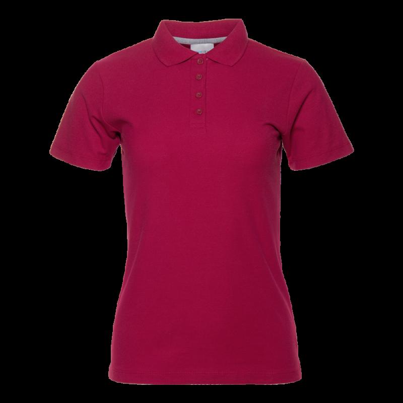 Рубашка 04WL_Бордовый (66) (L/48)
