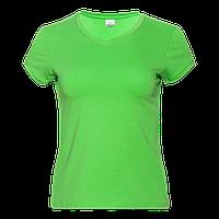 Футболка 07U_Ярко-зелёный (26) (S/44)