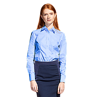 Сорочка 45W_Светло-голубой (104) (XL/50)