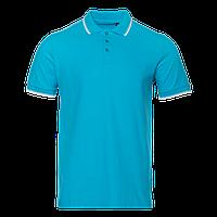 Рубашка 04T_Бирюзовый (32) (L/50)