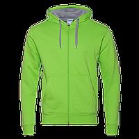 Толстовка 17_Ярко-зелёный (26/50) (XL/52)