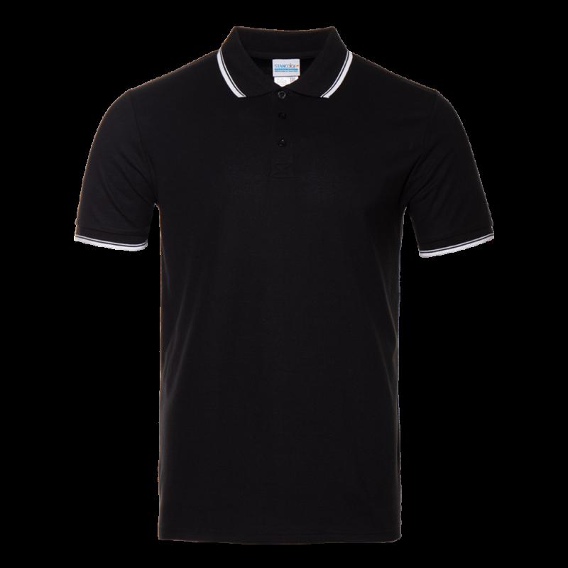 Рубашка 04T_Чёрный (20) (XS/44)