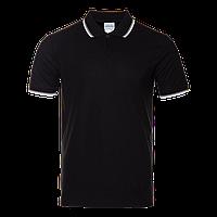 Рубашка 04T_Чёрный (20) (M/48)