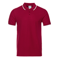 Рубашка 04T_Бордовый (66) (XXL/54)
