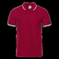 Рубашка 04T_Бордовый (66) (L/50)