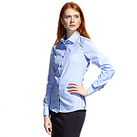 Сорочка 46W_Светло-голубой (104) (XL/50)