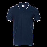 Рубашка 04T_Т-синий (46) (S/46)
