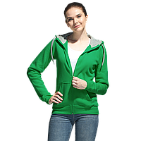 Толстовка 17W_Зелёный (30/50) (XS/42)