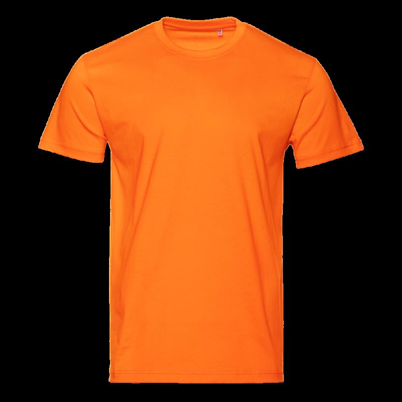 Футболка 51B_Оранжевый (28) (XS/44)