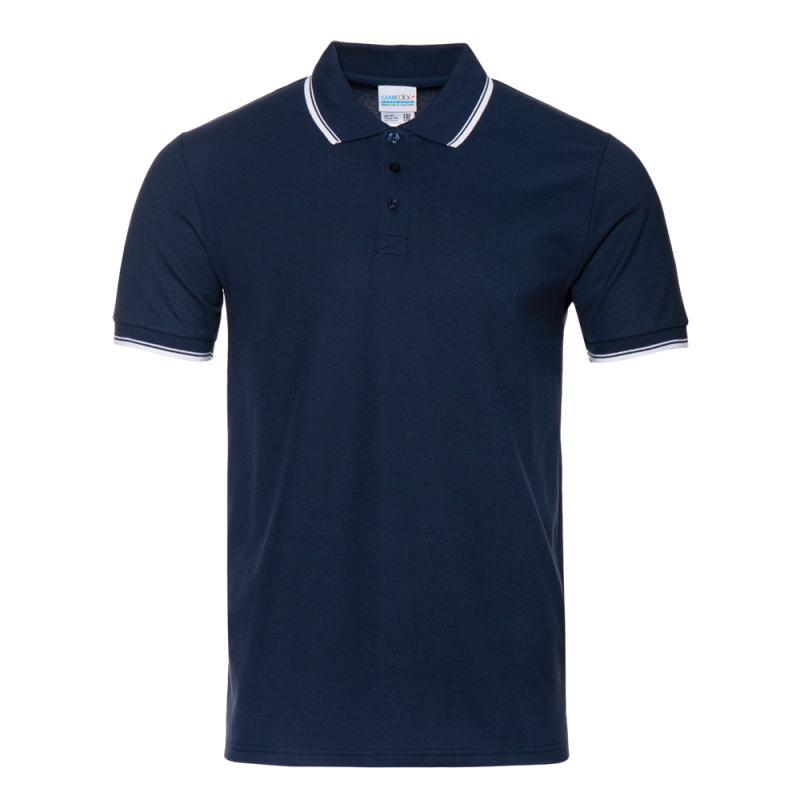 Рубашка 04T_Т-синий (46) (XS/44)