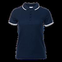 Рубашка 04BK_Т-синий (46) (S/44)