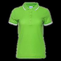 Рубашка 04BK_Ярко-зелёный (26) (M/46)