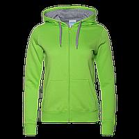 Толстовка 17W_Ярко-зелёный (26/50) (XS/42)