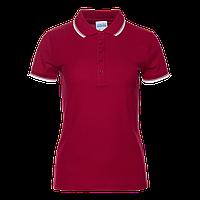 Рубашка 04BK_Бордовый (66) (XS/42)