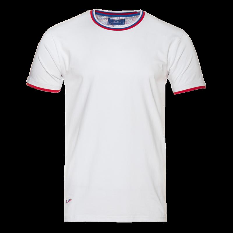 Футболка 1402_Белый (10) (M/48)