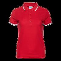 Рубашка 04BK_Красный (14) (M/46)
