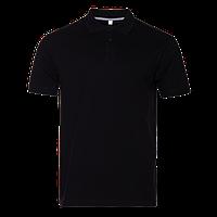 Рубашка 04U_Чёрный (20) (5XL/60-62)