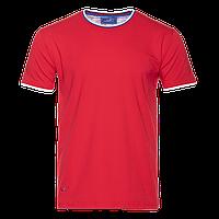 Футболка 1402_Красный (14) (XS/44)