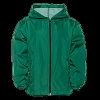 Ветровка 59J_Тёмно-зелёный (130) (12 лет)